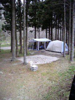 戸井オートキャンプ場