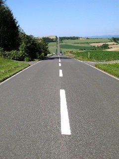 ジェットコースターの道